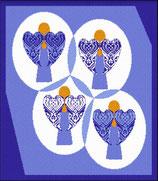Siebenbürger Sachsen Engel Nummer 8