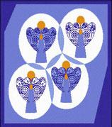 Siebenbürger Sachsen Engel Nummer 3