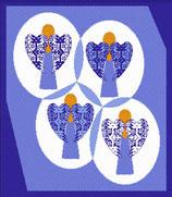 Siebenbürger Sachsen Engel Nummer 9