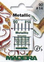 Metall-Sticknadel