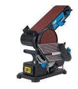 GEL066 Bandschleifmaschine mit Schleifscheibe