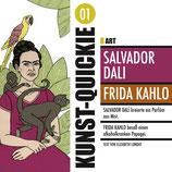 01 Kunst Quickie Dali/Kahlo
