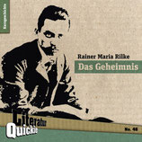 10/46 Rainer Maria Rilke, Das Geheimnis
