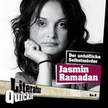 1/02 Jasmin Ramadan, Der unhöfliche Selbstmörder