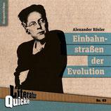 13/63 Alexander Rösler, Einbahnstraßen der Evolution
