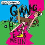 18/90 Nora Gomringer, Gang mit Hermelin