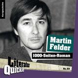 5/23 Martin Felder, 1000-Seiten-Roman