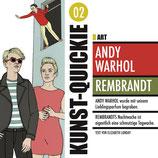 02 Kunst Quickie Warhol/Rembrandt