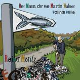 23/115 Rainer Moritz, Der Mann, der wie Martin Walser wohnen wollte