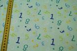 Baumwolle Zahlen Mint