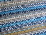 "Jersey ""Artic Pattern"" blau Lycklig-Design"