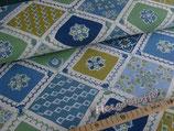 "Dekostoff ""Oriental Tiles"""