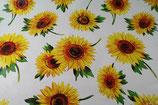 """Wachstuch """"Sonnenblumen"""""""