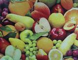 """Wachstuch """"Früchte aus aller Welt"""""""