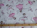 Baumwolle Ballerina rosa