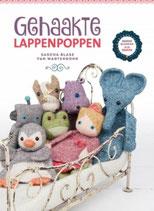 Gehaakte lappenpoppen van Sascha Blase-van Wagtendonk
