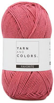 Yarn and Colors Favorite 048 Old Pink