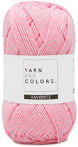 Yarn and Colors Favorite 045 Blossom