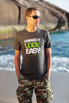 Herren T-Shirt I MAKE IT LOOK EASY