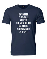 Herren T-Shirt SCHWIMMER international