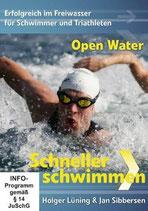 DVD SCHNELLER SCHWIMMEN / Open Water