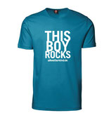 Herren T-Shirt THIS BOY ROCKS