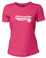 Frauen T-Shirt ATHLETENGATTIN