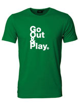 Herren T-Shirt GO OUT & PLAY