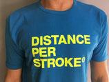 Herren T-Shirt DISTANCE PER STROKE