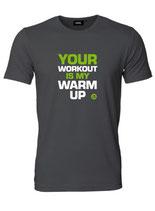 Herren T-Shirt YOUR WORKOUT