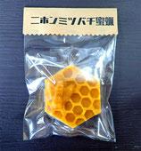 ニホンミツバチ蜜蝋50g