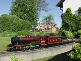 Echtdampflokomotive 8F