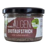 """veganer ALGEN Brotaufstrich """"wie Leberwurst"""""""
