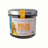 Algentartare Wakame & Citron (Atlantic)
