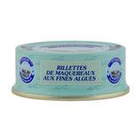 Rillettes de Maqueraux aux fines Algues - Makrelencreme