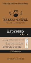 Espresso No. 1