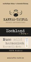 Hochlandkaffee (Aprocamé) ~Peru~