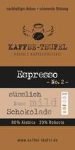 Espresso No. 2
