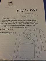 Stil(l)  - Shirt / Papierschnitt