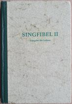 Indermühle Fritz, Singfibel II