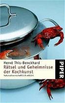 This-Benckhard Hervé, Rätsel und Geheimnisse der Kochkunst