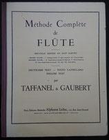 Taffanel & Gaubert, Méthode Complète de Flûte