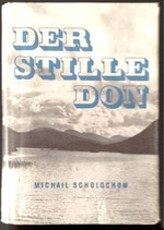 Scholochow Michail, Der stille Don