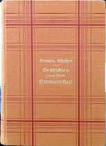 Gfeller Simon, Geschichten aus dem Emmenthal