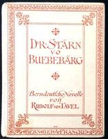 Tavel von Rudolf, Der Schtärn vo Buebebärg