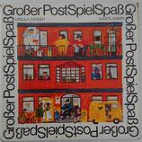 Grosser Post Spiel Spass