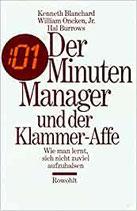 Blanchard/Oncken, Der Minuten Manager und der Klammer-Affe
