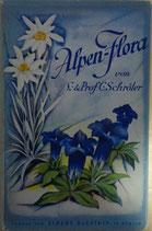 Schröter C., Alpen-Flora