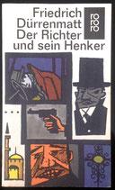 Dürrenmatt Friedrich, Der Richter und sein Henker