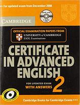 Certificate in Advanced English 2